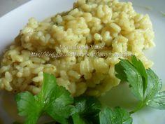 risotto al prezzemolo è un piatto facile, economico e semplice da fare. ricetta e procedimento