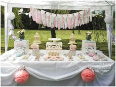 Be My Guest Party's Baptism / Shabby Chic Birds - Photo Gallery at Catch My Party Baby Shower Decorations, Table Decorations, Baby Shawer, Baptism Party, Girl Cakes, Party Guests, Baby Room, Shabby Chic, Diy Projects