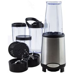 Brentwood 20 Pc Multi-Purpose #Blender/ Food Processor Chop Mix Grind Grate Mince in Home & Garden, #Kitchen, Dining & Bar, Small Kitchen Appliances, Blenders (Countertop) #eBay