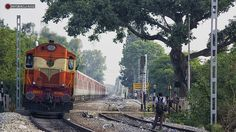Bangalore Rajdhani, Now Available in LHB Version | Flickr - Photo Sharing!