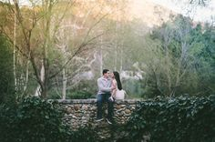 Rock Wall, Outdoors, Woodsy // Michael James Photo