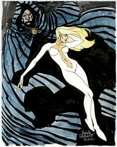 LSCC cloak and Dagger by YanickPaquette.deviantart.com on @deviantART
