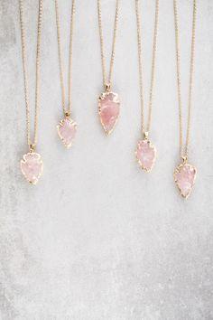 Lovoda - Arrow Spear Necklace   Pink, $18.00 (http://www.lovoda.com/arrow-spear-necklace-pink/)