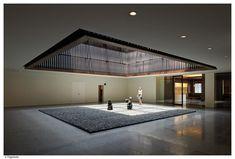 Los reconocidos arquitectos Neri reinterpretan la arquitectura tradicional china en el Westin Hotel de Xi'an. | diariodesign.com