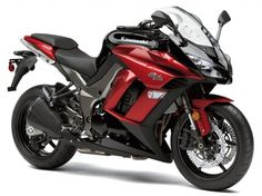 2012 Ninja 1000 !! Only if I could get it in pink!!!