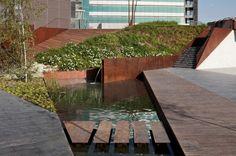 Galería - Espacio Público para el Forum de Negocios / Francisco J. del Corral & Federico Wulff - 2