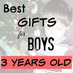Best Toys for 3 Year Old Boys Birthday Christmas. #HottestToys