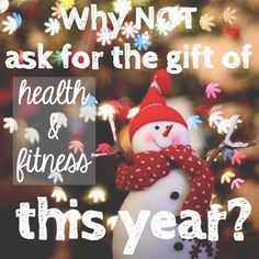 For the gift of health and fitness beachbody christmas health