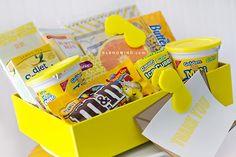 Box of Sunshine Thank You Gift | LahoWind.com | Sailing Blog