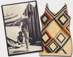Worn Through » Color Moves: Art & Fashion by Sonia Delaunay