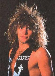I prefer my Jon Bon Jovi old school, thank you...