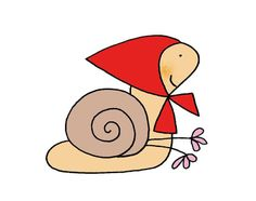 Autumn Illustration, Cute Illustration, Kids Room Art, Mandala Design, Snail, Art Sketches, Illustrators, Folk Art, Design Art