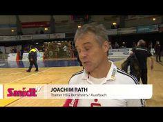 ▶ Handball Bundesliga: Elfen gegen HSG Bensheim / Auerbach - YouTube