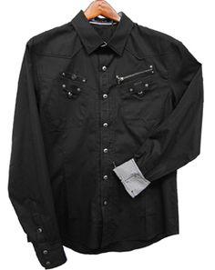 Toku Clothing Angled Pocket Shirt