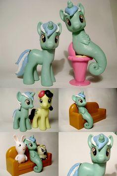 Lyra and Seapony Lyra G4 pony. by Oak23.deviantart.com on @DeviantArt