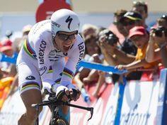 マルティンが個人TT優勝、キンタナの落車でコンタドールが総合首位に。 ブエルタ・ア・エスパーニャ #LaVuelta #rm_112