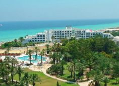 Hotel Marhaba Beach, Sousse, Tunisia My favourite spent many summers here with my cousins Places Ive Been, Places To Visit, African Union, North Africa, Beautiful Places, Amazing Places, All Over The World, The Good Place, Mansions