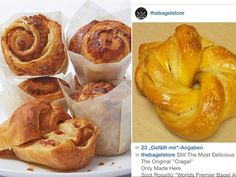 Cronut was yesterday, now come Cragel and Bruffin Cronut, Paleo, Banting, Food Trends, Burger, Vegan, Food Plating, Sausage, French Toast