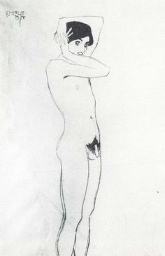 Study of a Nude Boy | 1907
