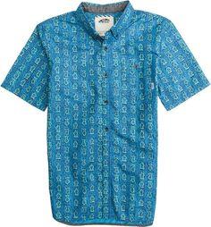 Vans button up printed shirt. http://www.swell.com/Manimal/VANS-CLAYTON-SS-SHIRT?cs=BU