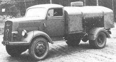 Opel Blitz Tanker