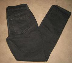 Women's Old Navy Jeans Flirt Black Size 4 #OldNavy #SlimSkinny