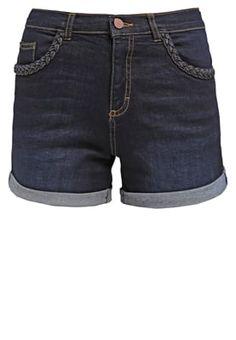 Bestill Dorothy Perkins Denim shorts - blue indigo for kr 299,00 (25.06.16) med gratis frakt på Zalando.no