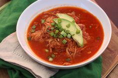 #paleo Crockpot Pulled Pork Chili
