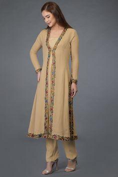 Indian Suits Online, Shades Of Maroon, A Line Kurta, Silk Slip, Dress Designs, Kurti, Overlay, Trendy Fashion, Designer Dresses