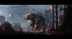 Gears of War Creator Cliff Bleszinski Reveals VR Concept Titles Amidst Studio Shutdown Big Guns, Cyberpunk Art, Sci Fi Art, Surreal Art, Art Blog, Art Boards, Game Art, Character Inspiration, Concept Art