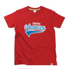 'Little Chancer' Kid's T-Shirt by Hairy Baby Happy Kids, Cool Tees, Cool Stuff, Mens Tops, Baby, T Shirt, Fashion, Happy Children, Supreme T Shirt
