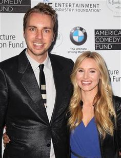 Kristen Bell, Dax Shepard reportedly prepping for parenthood - TODAY Entertainment-awesomeness! Kristen Bell And Dax, Natalie Morales, Dax Shepard, Today Latest News, Welcome Baby Girls, Anna Faris, Hollywood Couples, People Of Interest