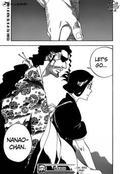 Bleach 652 - Page 19 COULD CRYYY - Kyoraku Shunsui & Nanao Ise