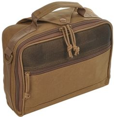 Coyote Brown Toiletry Bag | Military | Military Bags | Luggage | Bags