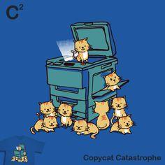 """CopyCAT CATastrophe"" by Budi Satria Kwan"