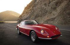 1966 Ferrari 275 GTB by Scaglietti -  Sold for $2,750,000   January 15, 2015