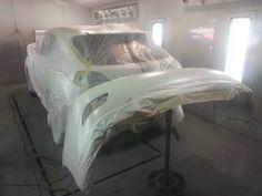 Paint job on a #lexus #rx350