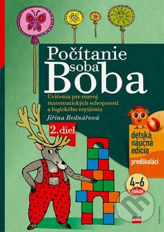 Martinus.sk > Knihy: Počítanie soba Boba (2. diel) (Jiřina Bednářová)