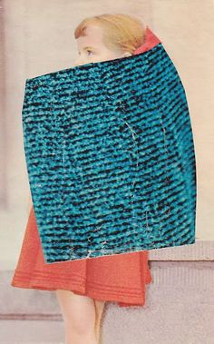 Collage! Collage! Susanne Breuss: Lost clothes