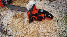 ECHO 452 VL Chainsaw