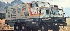 Nezapomenutelná expedice pro miliony Čechoslováků před 30 lety. Vehicles, Atelier, Car, Vehicle, Tools