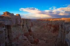 Coal Mine Rainbow by Dee Nichols, via 500px
