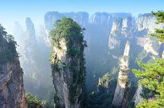 Les plus beaux endroits et paysages d'Asie par Globe-Trotting. A voir absolument en Asie !