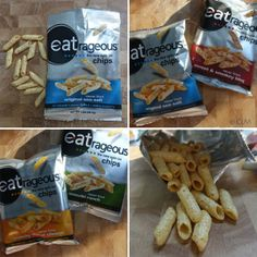 New! Eatrageous Snacks An Alternative to Chips - Ask them for your Free Sample! #freesamples #healthysnacks