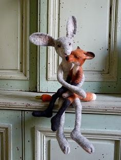 Fox and Hare
