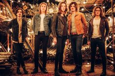 Blossoms look set to end a bloomin' amazing week... with a number one album - Manchester Evening News