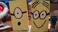 Two more minion bags 2014