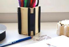 #vueltaalcole #portalápices #lápiz #rotuladores #tijeras #cajas #box #sinclavos #packaging #newproducts #diy #montaje #fácil #paratodos
