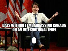 Canada's Idiot