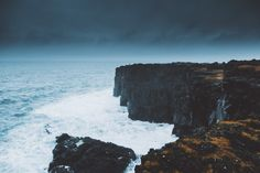 Icelandic Storms by Daniel Casson